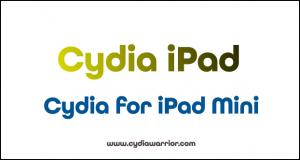 Cydia for iPad Mini