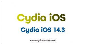 Cydia iOS 14.3