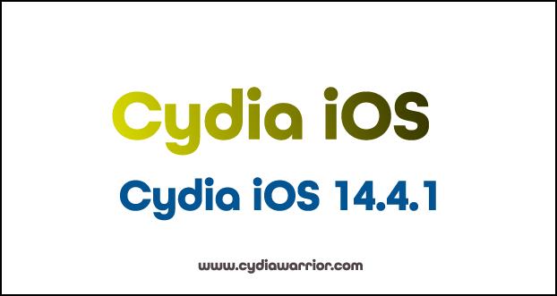 Cydia iOS 14.4.1