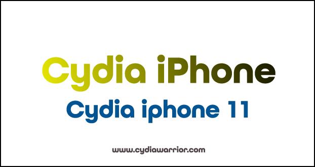 Cydia iPhone 11