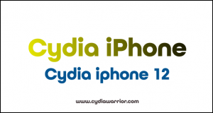 Cydia iPhone 12