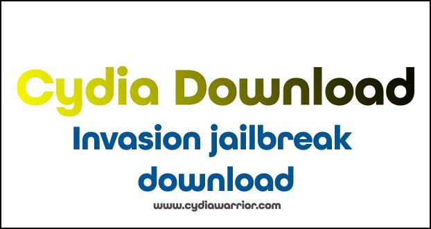 Invasion Jailbreak Download