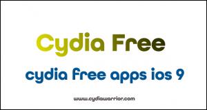 Cydia Free Download iOS 9