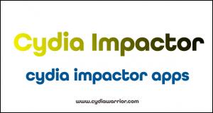 Cydia Impactor Apps