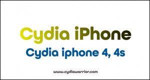 Cydia iPhone 4, 4S