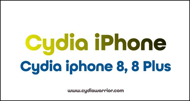 Cydia iPhone 8, 8 Plus