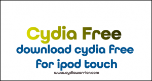 Download Cydia Free for iPod Touch