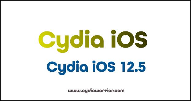 Cydia iOS 12.5