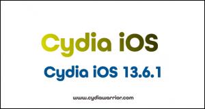 Cydia iOS 13.6.1