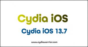 Cydia iOS 13.7