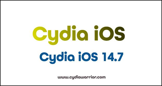 Cydia iOS 14.7