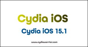 Cydia iOS 15.1